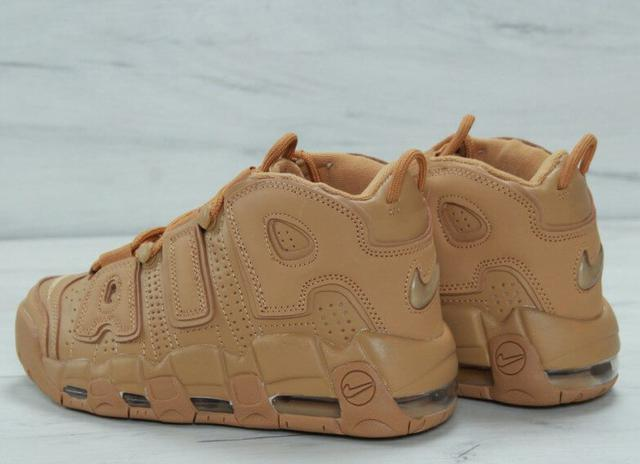 Nike Air More Uptempo Brown