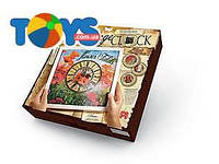 Decoupage Clock с рамкой, DKС-01-04