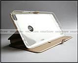 Красивый золотой чехол книжка Xiaomi Mi Max 2 с магнитной застежкой Book Case, фото 5