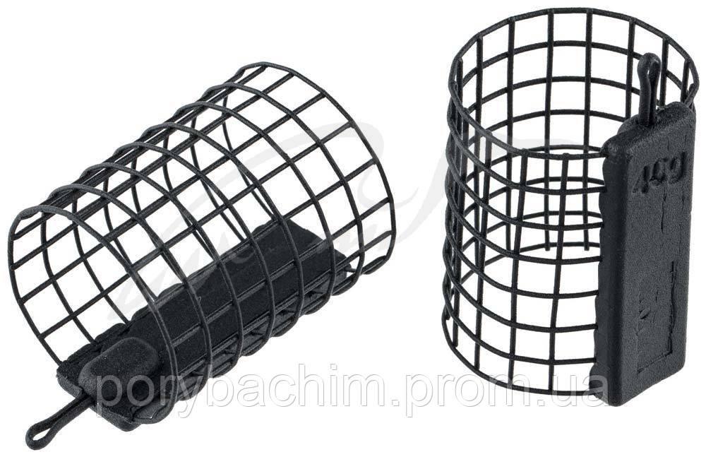 Кормушка фидерная крашенная (ц.:черный) 60 гр
