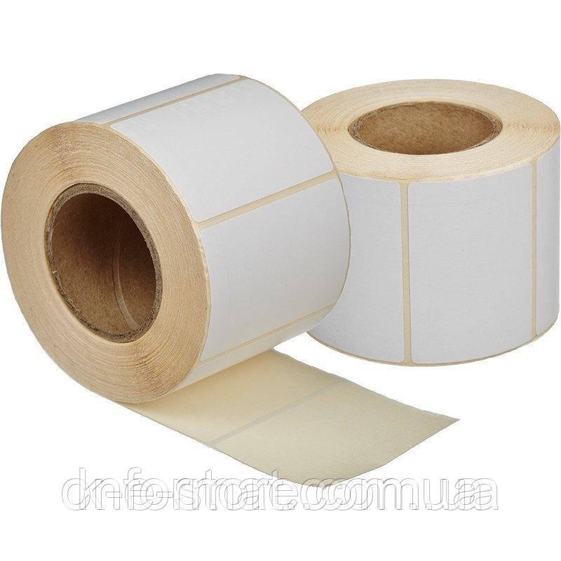 Термоэтикетка   Есо 58х40/700   10 шт в упаковке.