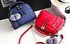 Сумка женская с ручкой через плечо Stylish bag с помпоном , фото 9