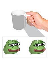 Чашка Жаба Пепе