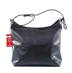 Черная женская сумка на весну 2018