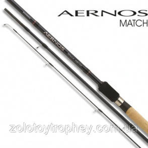 Удилище матчевое Shimano AERNOS MATCH 390 FA
