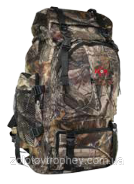 Рыболовный камуфлированный рюкзак 45 л Camou Rucksack, 45liters, 37x20x64cm