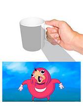 Чашка Уганда Наклза
