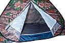 Всесезонная палатка-автомат для рыбалки Ranger Discovery, фото 4
