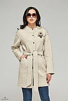 Женское демисезонное пальто ПВ-46.