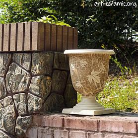 Керамика в ландшафтном дизайне 20