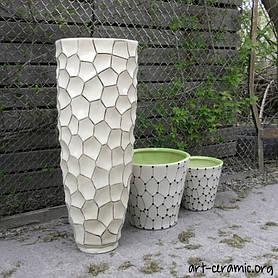 Керамика в ландшафтном дизайне 26