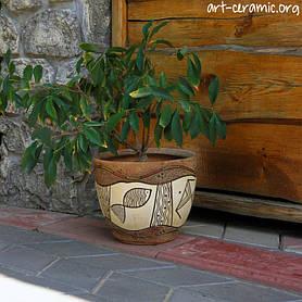 Керамика в ландшафтном дизайне 33