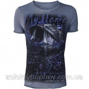 Футболка винтажная Hotspot Design Vintage T-Shirt - My Home