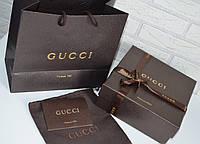 Подарочная упаковка Gucci коробка,пакет,пыльник