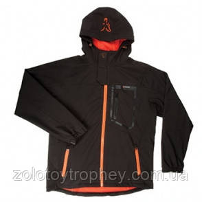 Куртка Fox Black / Orange Shofshell Jacket