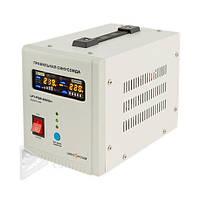 Источник бесперебойного питания LPY-PSW-800VA+(560Вт) 5a/15a (4153)