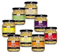 Кукуруза CarpZoom Sweet Angler's Maize, 220ml (125g) vanilla (кукуруза в дипе - Ваниль)