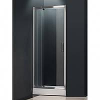 Душевая дверь с регулируемой шириной (100-110 см.) Atlantis PF-15-2, 1000х1900 мм
