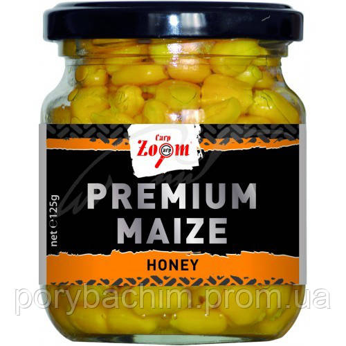 Кукуруза CarpZoom Premium Maize Honey 220мл 125г