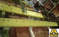 Нож переднего отвала 2750*204*16 Volvo G-946