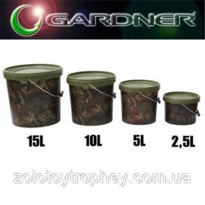 Ведро камуфляжное  Gardner Camo Bucket