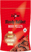 Пеллетс Carp Zoom Strawberry Halibut Hook pellets 15mm
