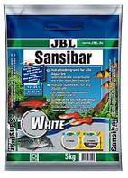 Грунт для аквариума JBL SANSIBAR песок речной (0,4-1,4 мм), 10кг