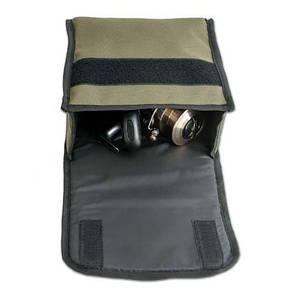 Сумка для катушки LeRoy Reel Bag Олива, фото 2