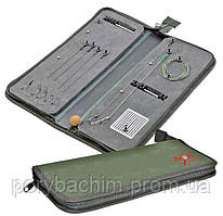 Поводочница CarpZoom Rig wallet 36x14x4cm