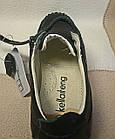Кожаніе школьніе туфли-мокасині мальчику, р. 36 стелька 23 см, фото 4