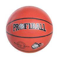 Мяч баскетбольный PROFIBALL EV 3158 (20шт) размер7,ПВХ,8панелей,рисунок_тиснение,