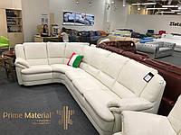 """Кожаный угловой диван """"Бавария"""""""