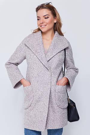 Пальто-пиджак «Эйми» светлое