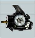 Карповая тяговая катушка, 9+1ВВ Contact BF10000 fishing reel, фото 2
