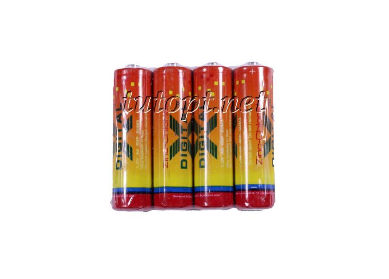Батарейки X-Digital R6(AA) 1.5V 1.5V упаковка - 60шт.