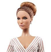 Коллекционная кукла Барби Дженнифер Лопес Красная Ковровая Дорож (Jennifer Lopez Red Carpet Doll) X8287 Mattel, фото 2