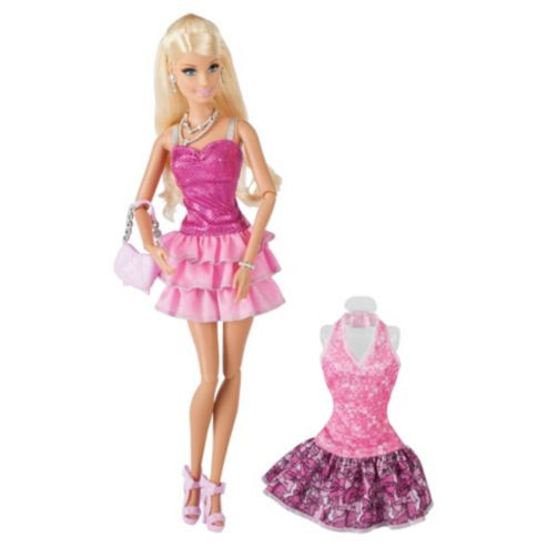 Kukla Barbi Plate Serii Dom Mechty Barbie Life In The