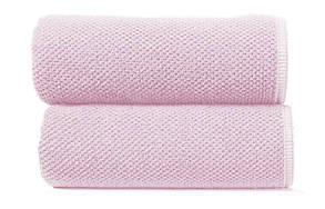 Махровое полотенце GRACCIOZA Bee Waffle 70х140 см (розовое)