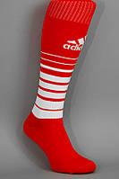 Гетры футбольные ADIDAS TEAM SPEED (реплиака) красные.