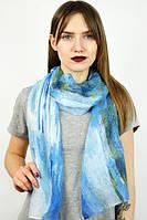 Интереный шарф стильного фасона