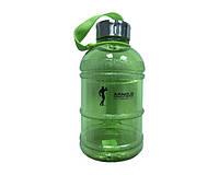 Галлон Muscle Pharm Hydrator 1 л green / зеленый