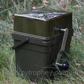 Молотилка для бойлов система Ridge Monkey Advanced Boilie Crusher full set
