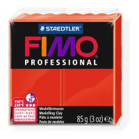 Полімерна глина Fimo Professional червона 85 грам Staedtler, 8004200