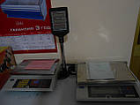 Весы торговые до 15 кг, сеть и аккумулятор, ВТА-60/15-5D-АC, фото 5