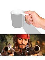 Чашка Пираты карибского моря