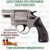 Револьвер Cuno Melcher ME 38 Pocket 4R никель, фото 1