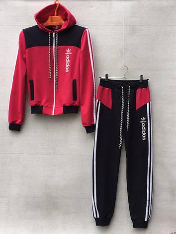 Спортивный костюм на девочки Adidas 7-12 лет, фото 2