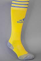 Гетры футбольные  ADIDAS COPA ZONE (реплика) желтые.