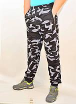 Спортивные штаны камуфляж под манжет , фото 2