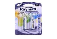 Аккумулятор Raymax HR03/AAA 400mAh Ni-MH 1.2V 3067